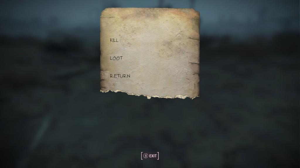 Fallout 4 pähkinänkuoressa.